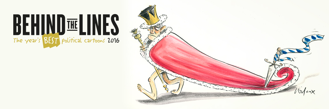 Behind the Lines 2016 at Old Treasury Building Museum