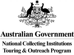 Australian Government: National Collecting Institutions Touring and Outreach Program
