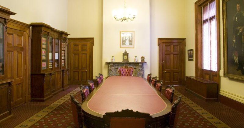 Historic Executive Council Chamber Tour
