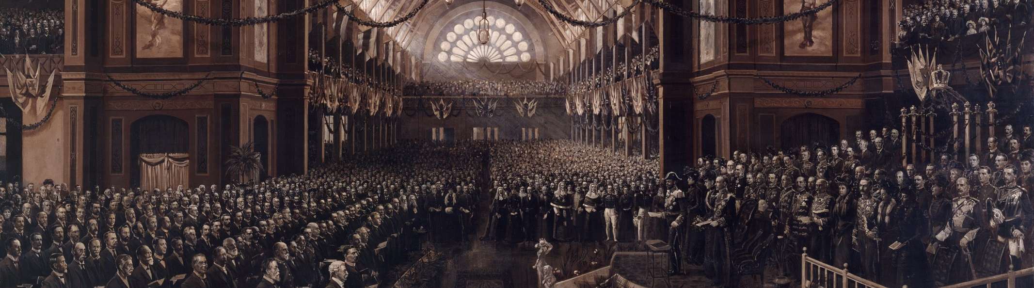 painting-the-opening-commonwealth-parliament-charles-nuttall small