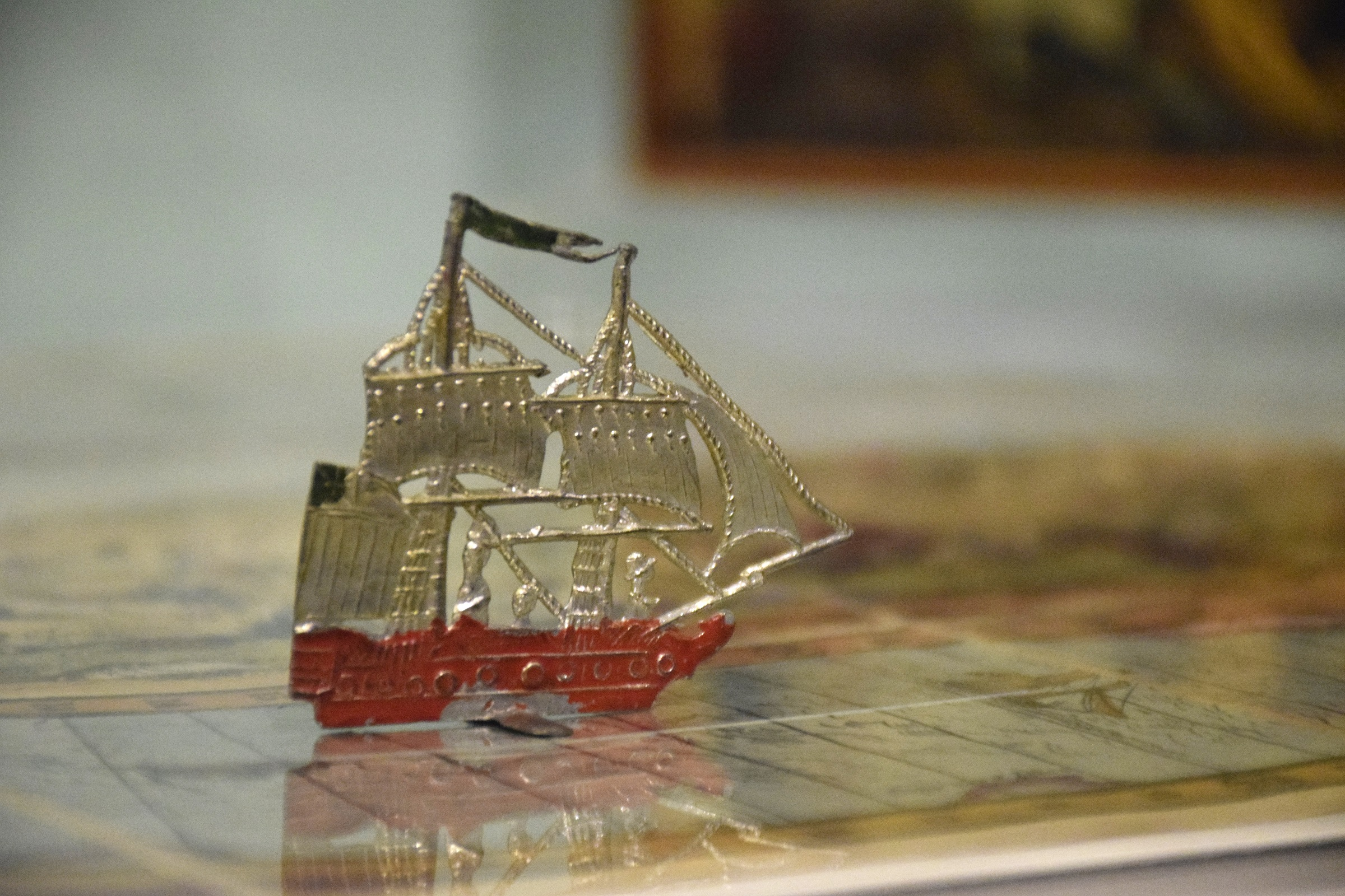 Race to the Gold Diggings on display at Old Treasury Building in 'Gold Rush: 20 Objects, 20 Stories'