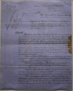 chinese petition