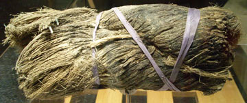rope from the Royal Charter