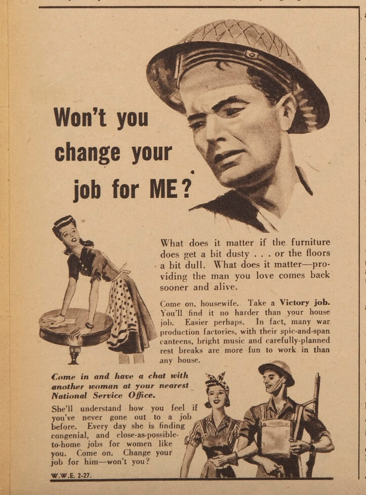change your job for me